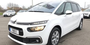 Citroën Grand C4 Spacetourer PureTech 130 BVM6 Break Loisirs